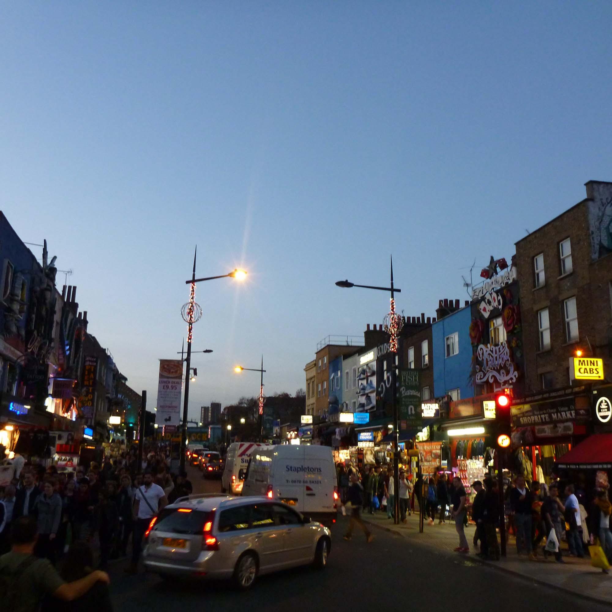 Geheimtipp: Camden Town