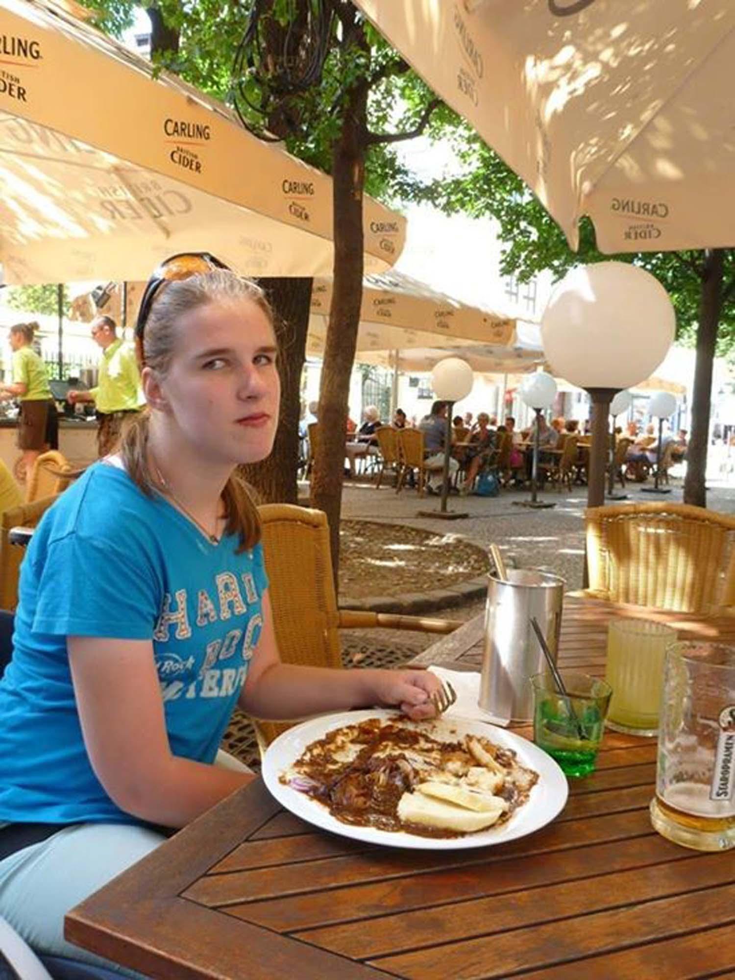 Böhmische Knödel, hier in Prag ein absolutes Muss!