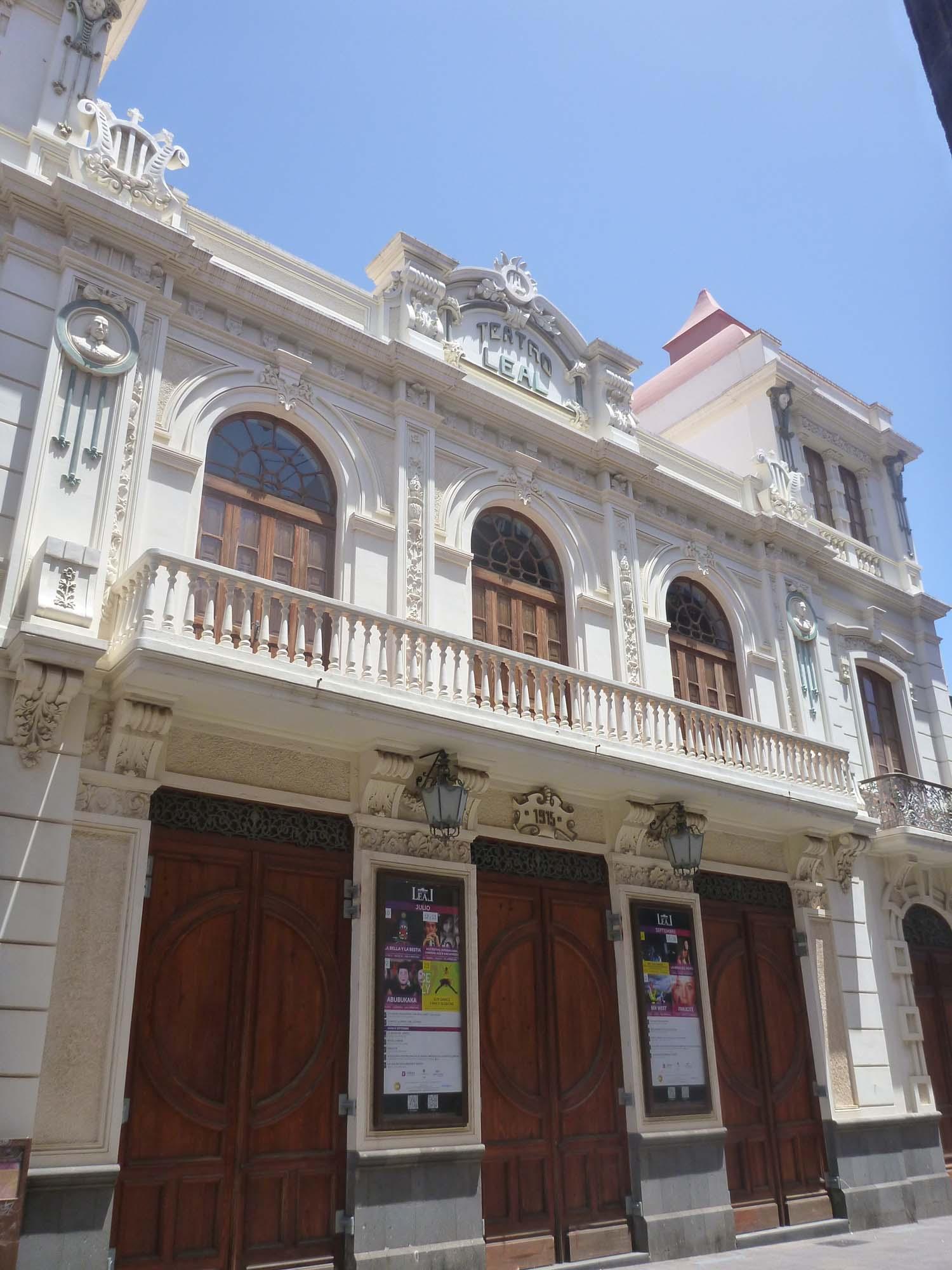 Theater in La Laguna